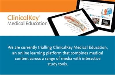 Clinical Key Medical Education